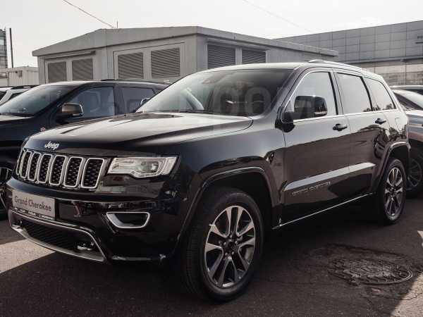 Jeep Grand Cherokee, 2019 год, 4 255 000 руб.