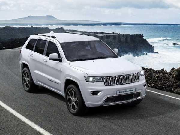 Jeep Grand Cherokee, 2019 год, 4 155 000 руб.