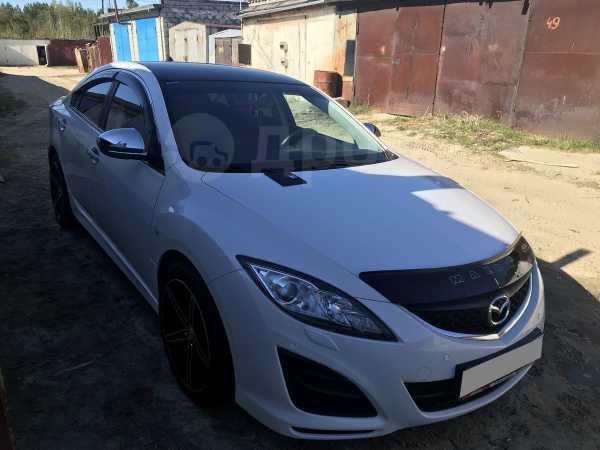 Mazda Mazda6, 2010 год, 600 000 руб.
