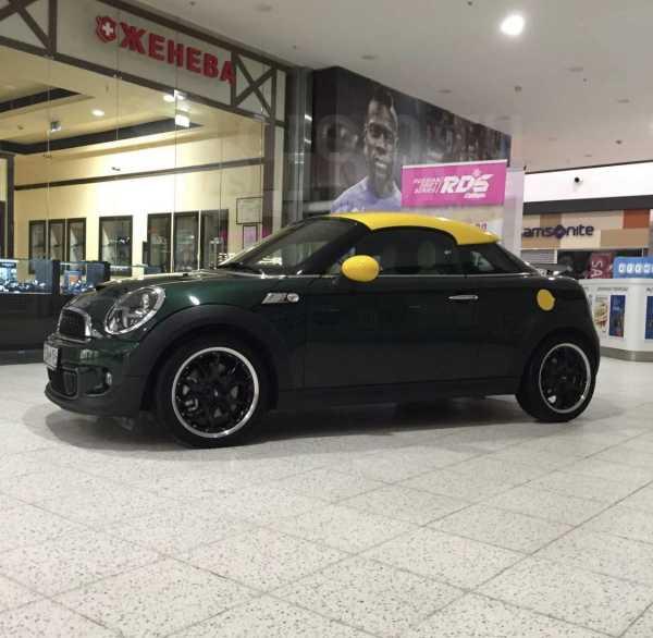 Mini Coupe, 2012 год, 1 119 000 руб.