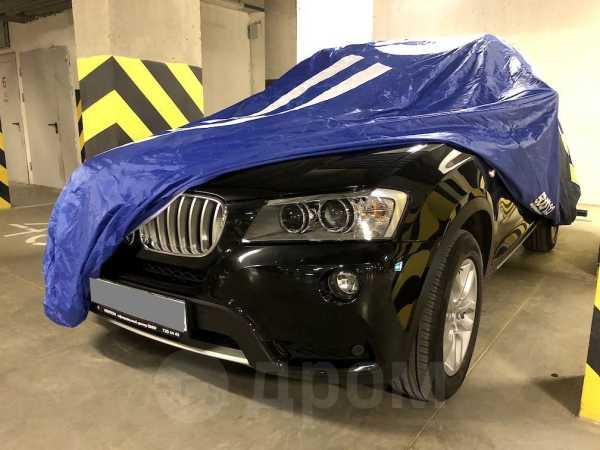 BMW X3, 2011 год, 1 650 000 руб.