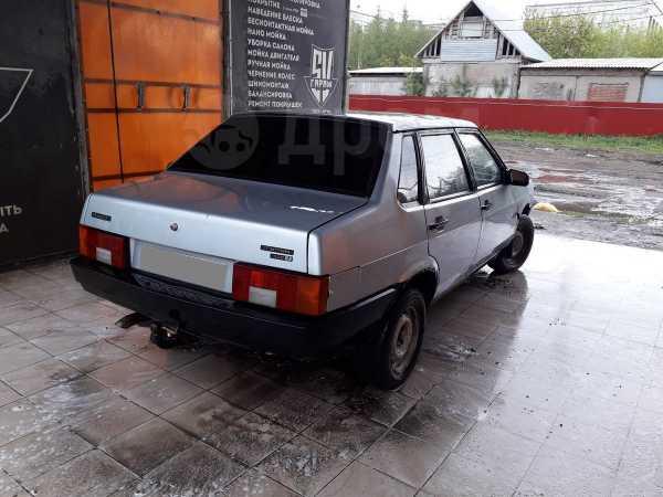 Лада 21099, 2001 год, 40 000 руб.