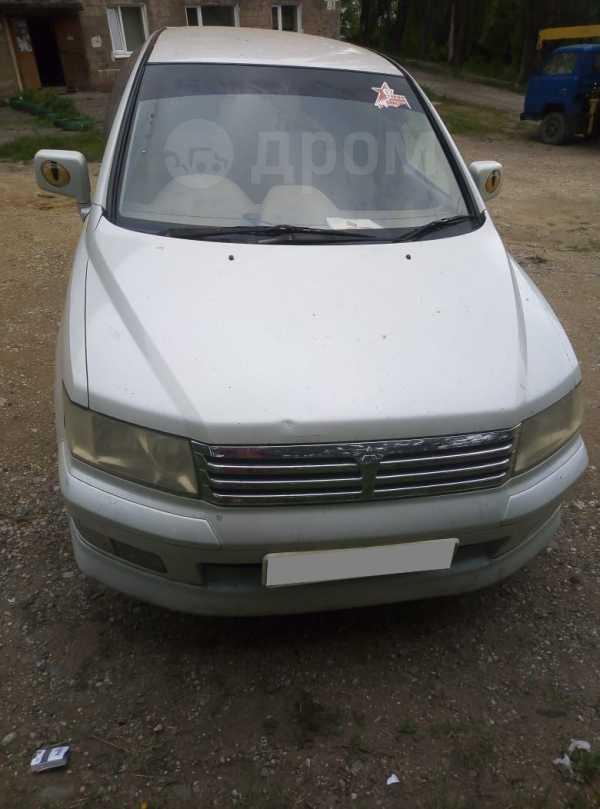 Mitsubishi Chariot Grandis, 2000 год, 195 000 руб.