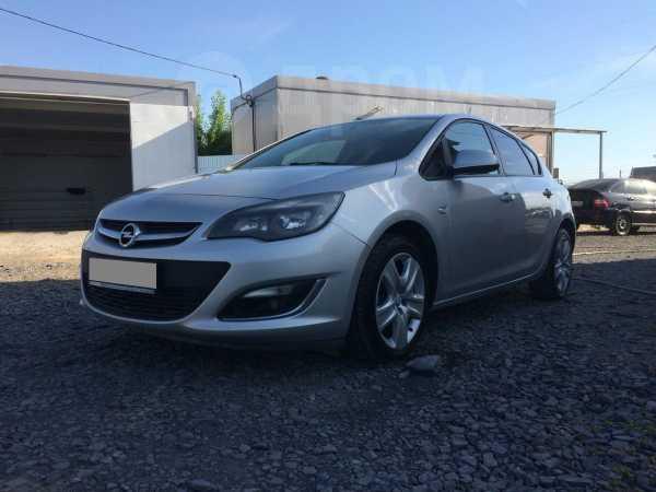Opel Astra, 2012 год, 469 000 руб.