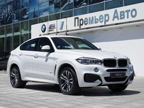 BMW X6, 2019 год, 5 550 000 руб.