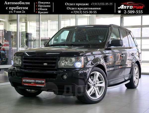 Land Rover Range Rover Sport, 2007 год, 857 000 руб.