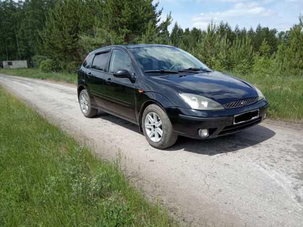 Ford Focus, 2004 год, 148 000 руб.