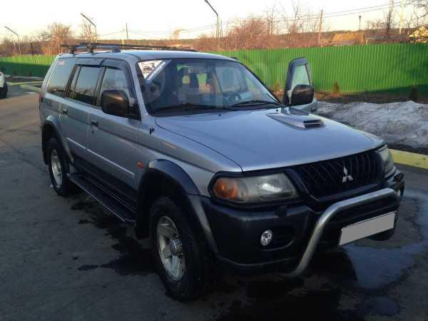 Mitsubishi Pajero Sport, 2003 год, 440 000 руб.