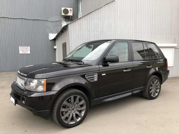 Land Rover Range Rover Sport, 2008 год, 1 070 000 руб.