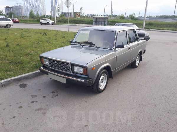 Лада 2107, 2010 год, 115 000 руб.
