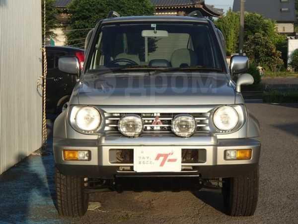 Mitsubishi Pajero Junior, 1996 год, 166 000 руб.