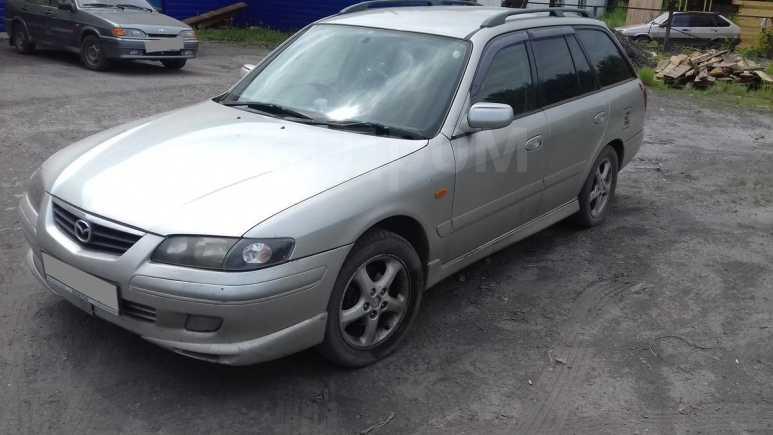 Mazda Capella, 2002 год, 190 000 руб.