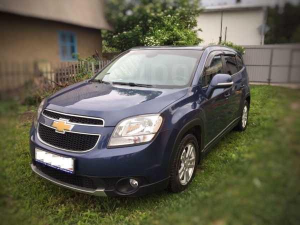 Chevrolet Orlando, 2013 год, 750 000 руб.