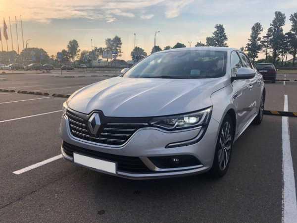 Renault Talisman, 2016 год, 1 250 000 руб.