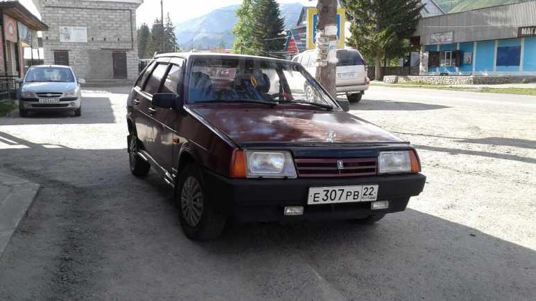 Лада 2109, 1995 год, 52 000 руб.