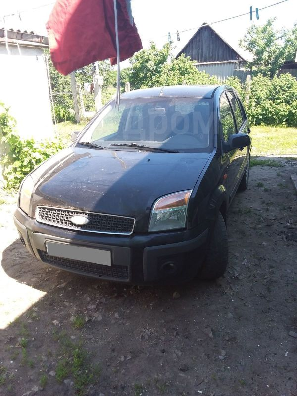 Ford Fusion, 2006 год, 150 000 руб.