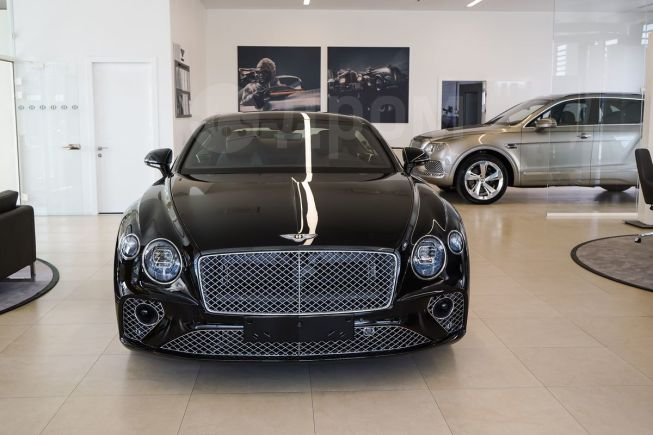 Bentley Continental GT, 2019 год, 20 638 000 руб.
