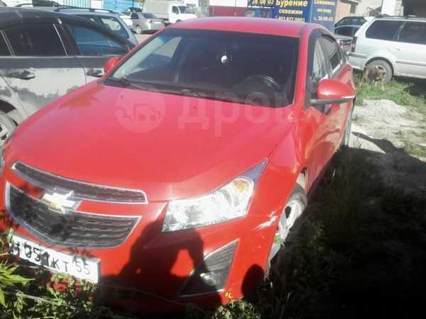 Chevrolet Cruze, 2014 год, 380 000 руб.