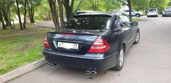 Mercedes-Benz E-класс, 2003 г., Хабаровск