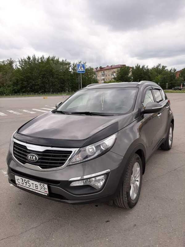 Kia Sportage, 2013 год, 895 000 руб.