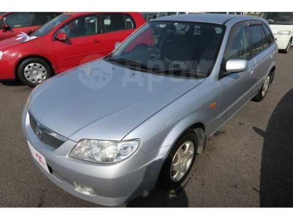 Mazda Familia S-Wagon, 2003 год, 166 000 руб.