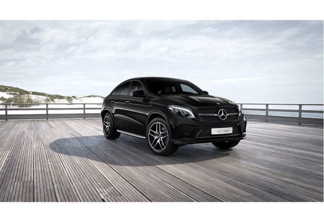 Mercedes-Benz GLE Coupe, 2019 год, 6 653 335 руб.