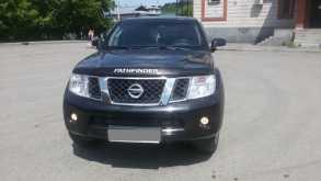 Горно-Алтайск Pathfinder 2012