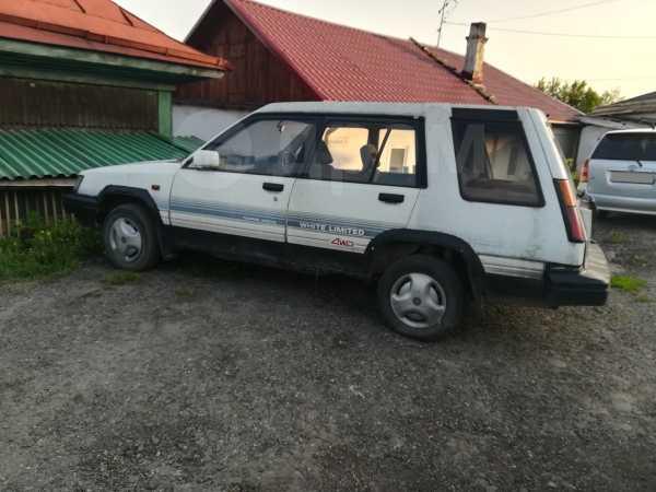 Toyota Sprinter Carib, 1987 год, 15 000 руб.