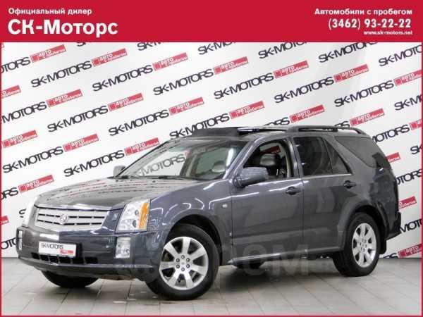 Cadillac SRX, 2008 год, 595 000 руб.