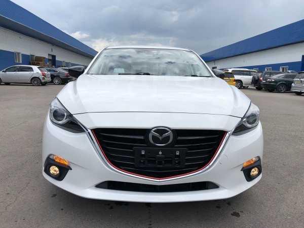 Mazda Axela, 2017 год, 820 000 руб.