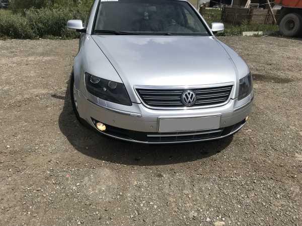 Volkswagen Phaeton, 2006 год, 550 000 руб.
