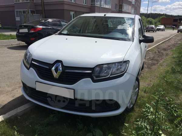 Renault Logan, 2016 год, 355 000 руб.