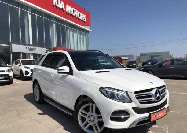 Mercedes-Benz GLE, 2015 год, 2 680 000 руб.