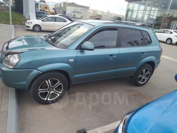 Hyundai Tucson, 2008 год, 567 000 руб.