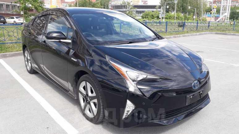 Toyota Prius, 2016 год, 1 295 000 руб.