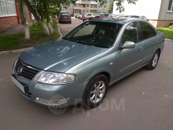 Nissan Almera Classic, 2007 год, 255 000 руб.