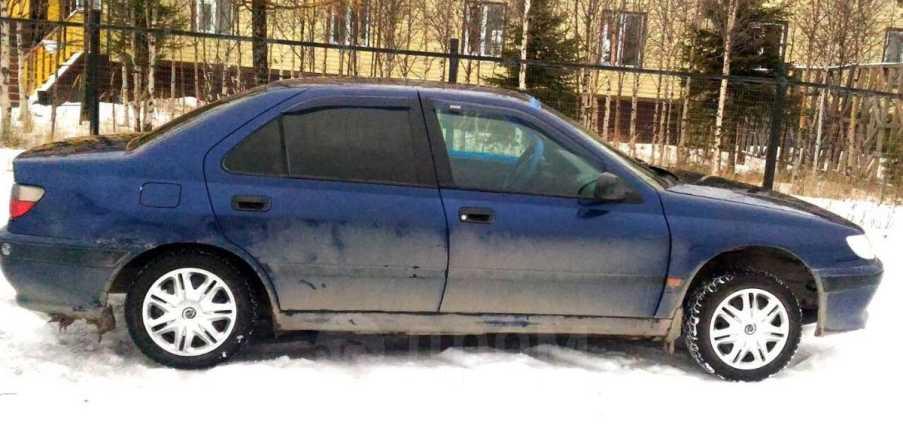 Peugeot 406, 1998 год, 55 000 руб.