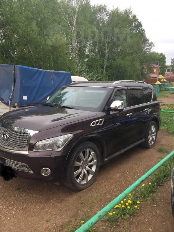 Infiniti QX56, 2010 год, 1 150 000 руб.