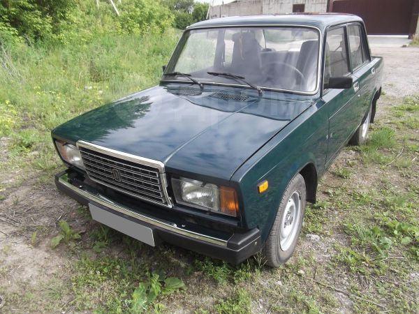 Лада 2107, 2007 год, 123 000 руб.