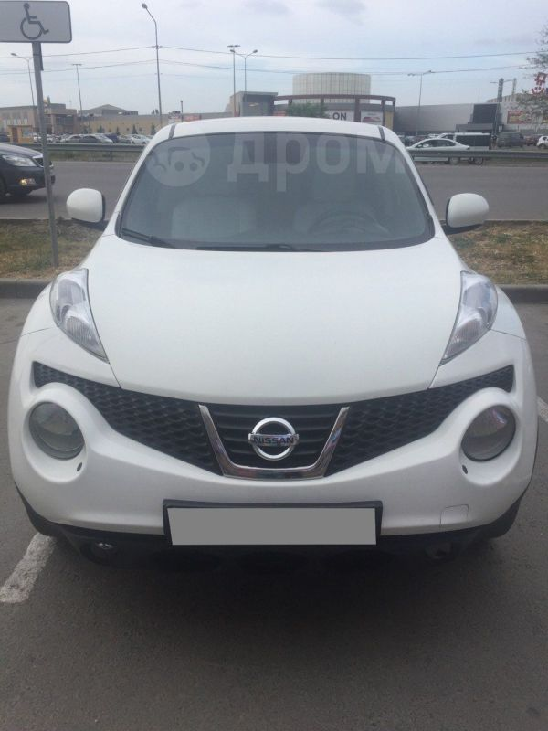 Nissan Juke, 2012 год, 555 000 руб.