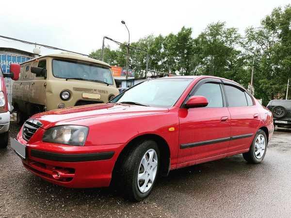 Hyundai Elantra, 2007 год, 239 900 руб.