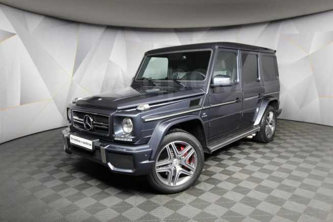 Mercedes-Benz G-Class, 2015 год, 5 468 000 руб.