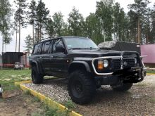 Иркутск Patrol 1996