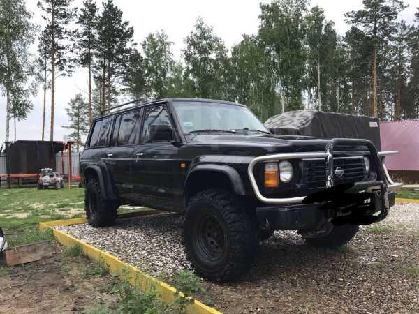 Nissan Patrol, 1996 год, 165 000 руб.