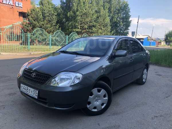 Toyota Corolla, 2003 год, 259 000 руб.