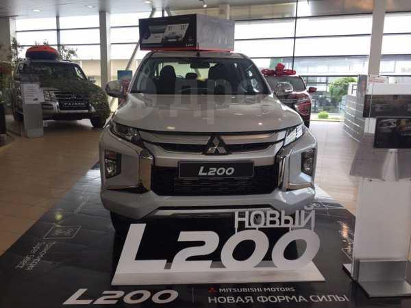 Mitsubishi L200, 2019 год, 2 232 000 руб.