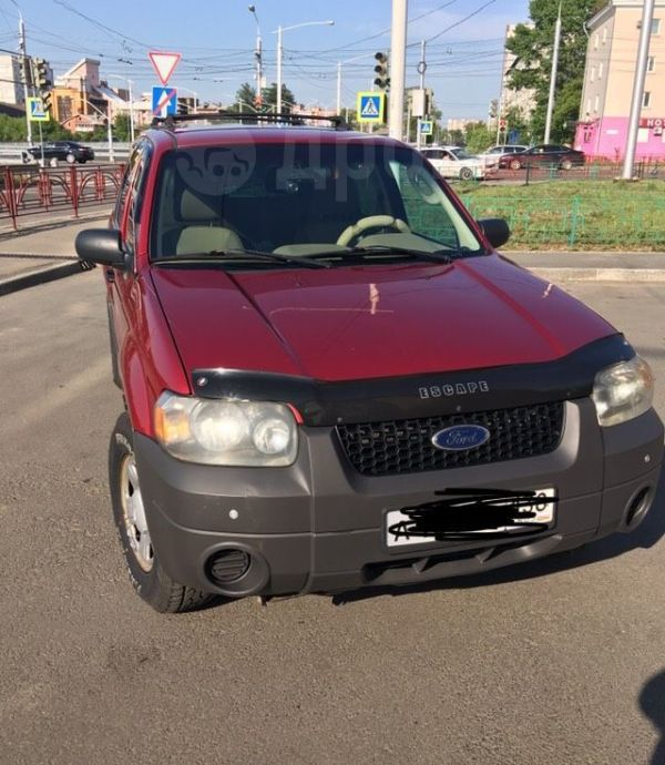 Ford Escape, 2005 год, 420 000 руб.