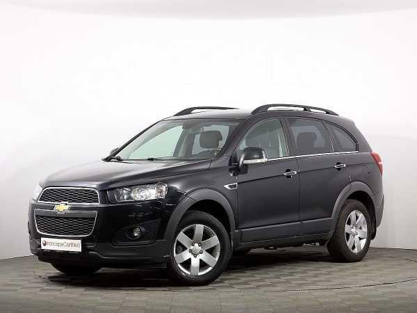 Chevrolet Captiva, 2015 год, 890 000 руб.
