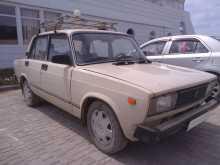 Новофёдоровка 2105 1986