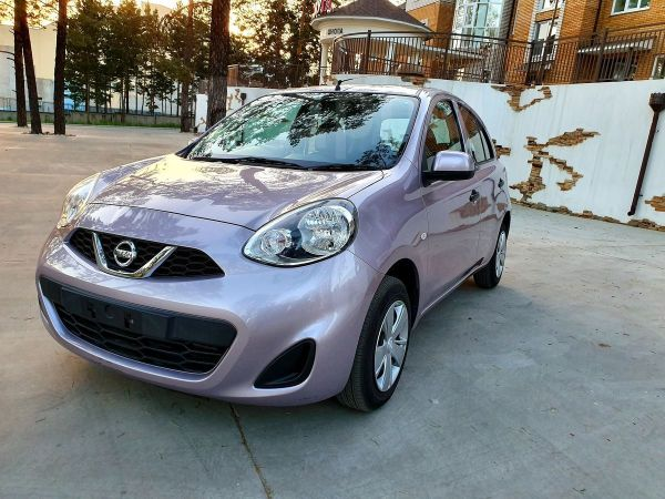 Nissan March, 2015 год, 480 000 руб.